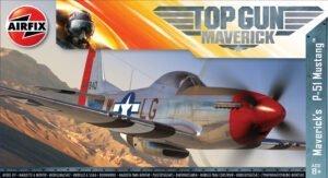 AIRFIX A00505 1/72 Top Gun Maverick's North American P-51D Mustang
