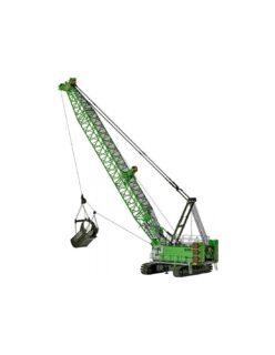 SENNEBOGEN Duty Cycle Crane 6140 HD with dragline bucket – Ros