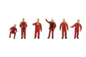 Mammoet Figure Workers Operai – IV – CONRAD – 410223 – 1:50