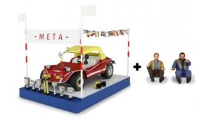Set Podio Meta + Bud Spencer + Terence Hill + Puma Dune Buggy 1972 1:18 LM128A4