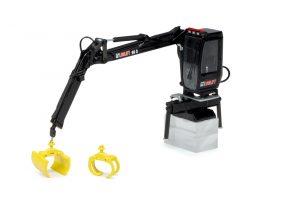 T.B. Loglift crane black – TEKNO – 63728 – 1:50