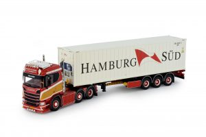 Scania – Linden, Robert van der – TEKNO – 76784 – 1:50