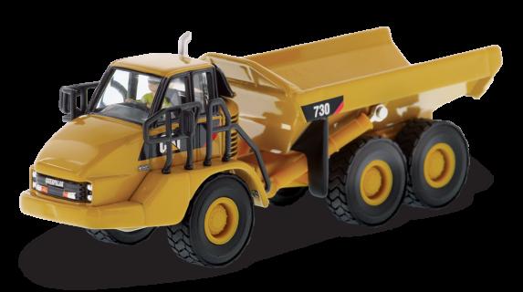 730 Articulated Truck – Diecast Master – 85130 – 1:87