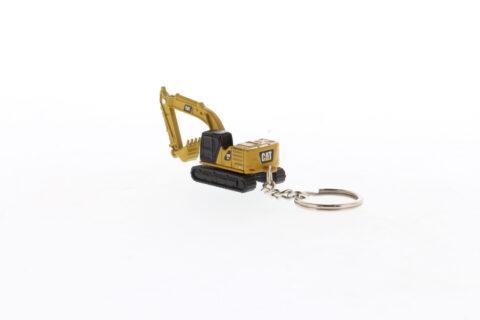 Cat Micro 320 Hydraulic Excavator Keychain – DIECAST MASTER – 85981 – 1:50