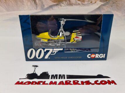Autogiro 007 – Corgi
