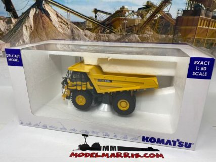 KOMATSU Dump Truck HD605 – UNIVERSAL HOBBIES – UH8009 – 1:50