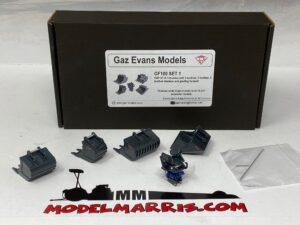 Gem Models – Gaz Evans – SMP ST18 Tiltrotator Set 1 – Gf100