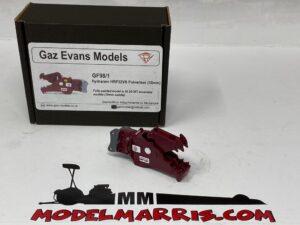 Gem Models – Gaz Evans – HYDRARAM HRP32VS PULVERISER – GF98/2