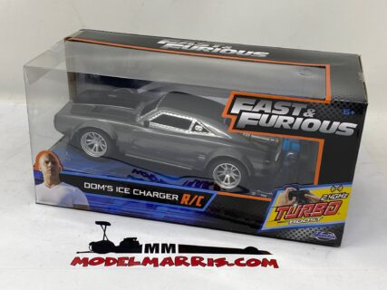JADA – DODGE – DOM'S ICE CHARGER R/T 1970 – FAST & FURIOUS 8 2017 – 98310-RC – 1:24