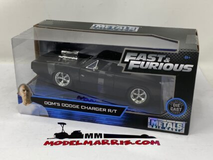 JADA – DODGE – DOM'S DODGE CHARGER R/T 1970 – FAST & FURIOUS 7 – 97174 – 1/24