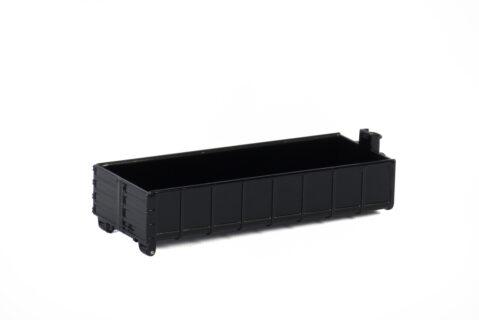 Premium Line; HOOKLIFT CONTAINER BLACK 15M3 – WSI – 04-2093 – 1:50