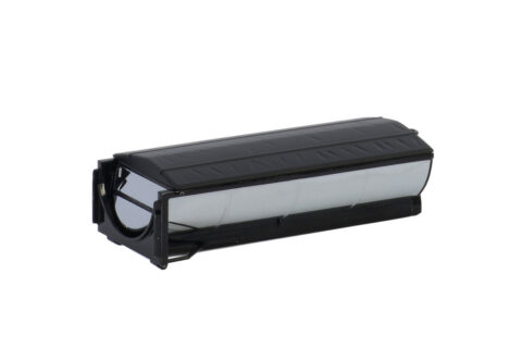 Premium Line; HOOKLIFT CONTAINER ASPHALT BLACK- WSI – 04-2094 – 1:50