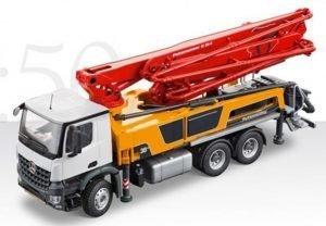 MB  Arocs – Conrad – PUTZMEISTER concrete pump M38-4RZ – 71211/0 – LMB