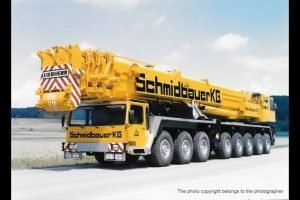 * IN ARRIVO * LIEBHERR LTM 1400 Schmidbauer KG – Limited 96 PZ – YC792-7