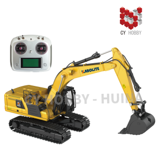 *PREORDINE UFFICIALE ITALIA* HUINA – K336GC 2nd version – KABOLITE – 1/14 – Full metal – RC – hydraulic  excavator