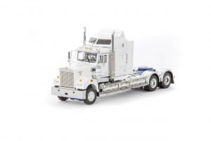 DRAKE KENWORTH T900 LEGEND WITH BLUE CHASSIS – WSI – Z01479 – 1:50