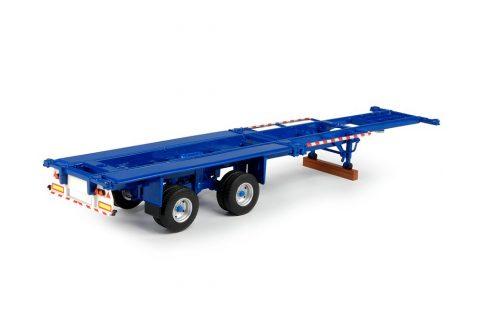 T.B.P. klassieke container oplegger – TEKNO – 70606 – 1:50