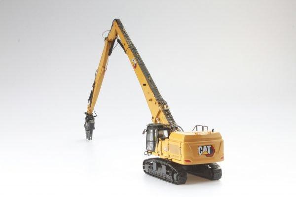 Caterpillar 352 Ultra High Demolition - Escavatore DEMOLITORE - DIECAST MASTER 85663