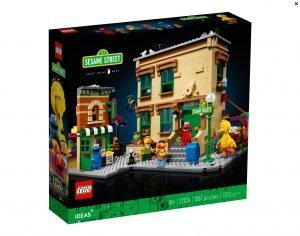 Ideas 123 Sesame Street Lego 123 Sesame Street Ideas 21324