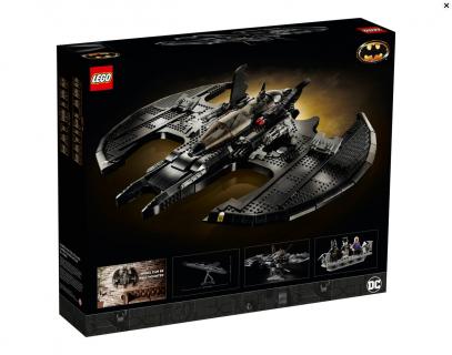 Batman™ 1989 Batwing Lego 1989 Batwing Super Heroes 76161