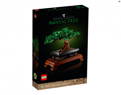 Albero Bonsai – Lego Creator Expert 10281