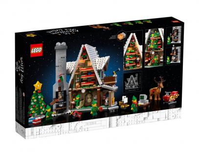 Lego La casa degli elfi Creator Expert 10275