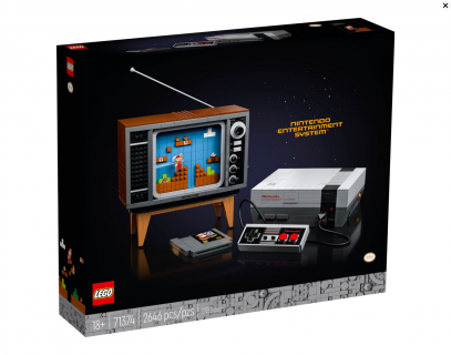 LEGO® Super Mario™ Nintendo Entertainment System™