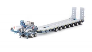 * PREORDINE * Centurion; 2X8 DOLLY AND 7X8 STEERABLE TRAILER – WSI – ZT09217 – 1:50