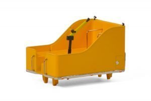 Chrome Yellow; BALLAST BOX – WSI – Z0B009 – 1:50