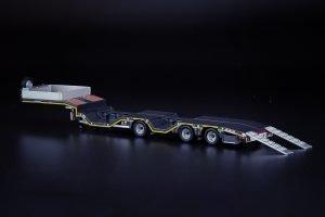 Greyline Nooteboom OSDS 3 axle with wheel well – IMC – 33-0167 – 1:50