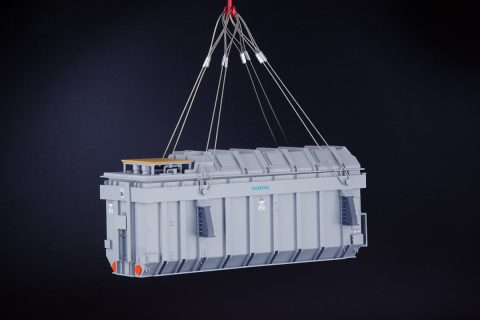 * PREORDINE – Q1-2021 * – Heavy Transformer with Lifting Cables – IMC – 33-0174 – 1:50
