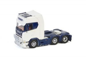 Kenny Coin Transports; SCANIA S HIGHLINE | CS20H 6X2 TWINSTEER – WSI – 01-3196 – 1:50