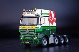 Westdijk Mercedes Benz Actros 8×4 heavy Duty Truck – IMC – 32-0060 – 1:50