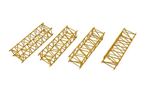 Loads: Jib Type 1 – 12×3,5×3 cm (4 pieces) – WSI – 12-1039 – 1:50