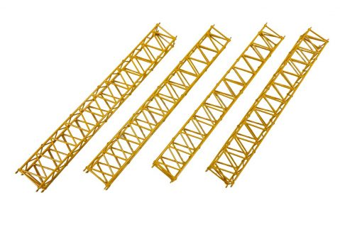 Loads: Jib Type 3 – 24x3x2 cm (4 pieces) – WSI – 12-1041 – 1:50