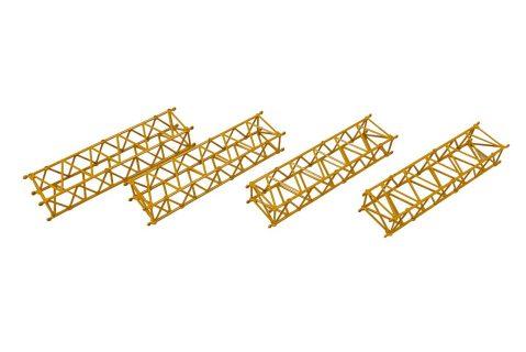 Loads: Jib Type 4 – 12x3x2 cm (4 pieces) – WSI – 10-1042 – 1:50