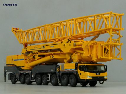 * IN ARRIVO * –  XCMG XCA1200 Mobile Crane WITH JIB – YAGAO – 1:50