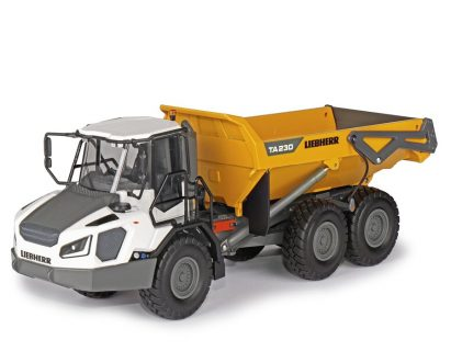 LIEBHERR TA 230 Articulated dump truck – CONRAD – 2769-0 – 1:50