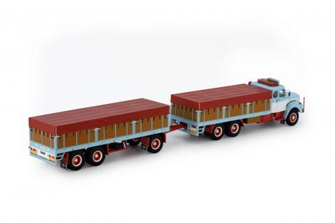 Scania 75 Combi – TEKNO – 76805 – 1:50