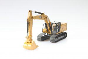 Cat 336 Hydraulic Excavator in scale – DIECAST MASTER – 85658 – 1:87