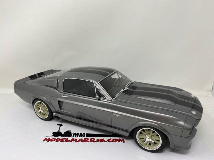 FORD USA – MUSTANG SHELBY GT500E 1967 – 1/12 – ELEANOR – FUORI IN 60 SECONDI – GONE IN SIXTY SECONDS –  GREENLIGHT – BESPOKE