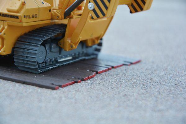 dragline mats