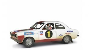 FORD ESCORT RALLY 1968 TERENCE HILL 1:18 – Laudoracing – LM128C2