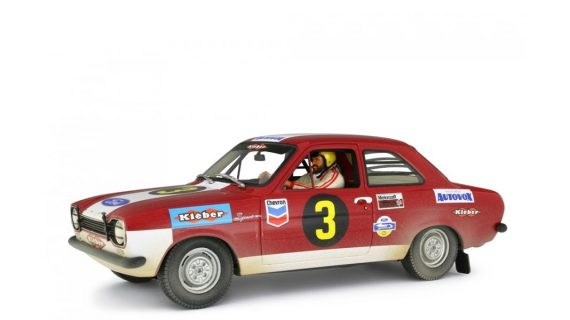 FORD ESCORT RALLY 1968 BUD SPENCER 1:18 – Laudoracing – LM128C1