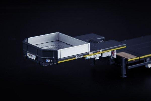 Grey Series Nooteboom MCO Semi Low Loader 7 Axle