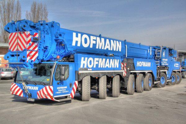 * PREORDINE * Q2-2021 * - Hofmann; LIEBHERR LTM 1750 - WSI - 51-2078 - 1:50