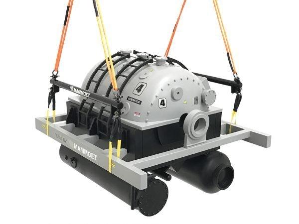Mammoet Generator Load Set - 410216