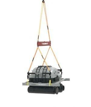Generator Load Set – 410216 – Mammoet – 1:50