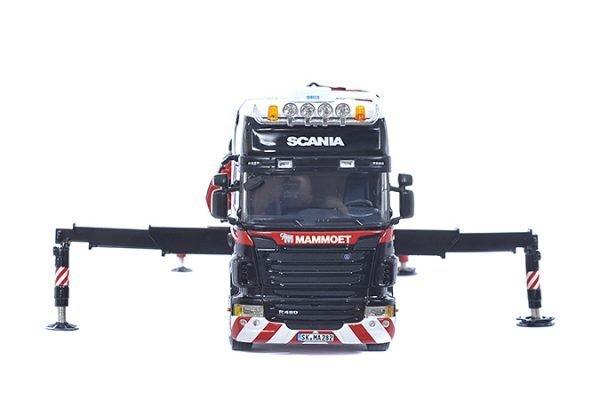 Mammoet Scania R480 8x2 + Generator - 410201