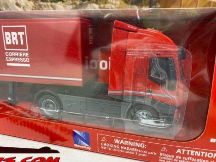 IVECO FIAT – STRALIS 540 TRUCK BRT – BARTOLINI CORRIERE ESPRESSO 2009 – NEWRAY – 15613F – 1:43